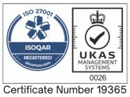 New ISO27001 Logo