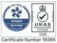 New ISO9001 Logo